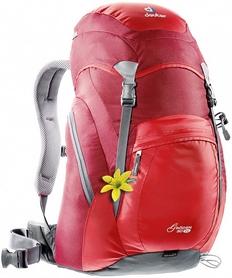 Рюкзак туристический Deuter Groden 30 л SL fire-cranberry