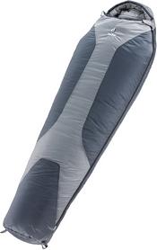 Мешок спальный (спальник) Deuter Orbit L правый silver-anthracite
