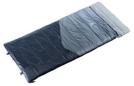 Мешок спальный (спальник) Deuter Space II правый titan-black