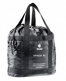 Фото 2 к товару Мешок спальный (спальник) Deuter Space II левый titan-black