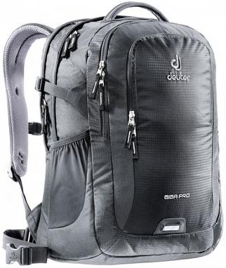 Рюкзак городской Deuter Giga Pro 31 л black
