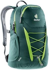 Рюкзак городской Deuter Gogo 25 л forest-kiwi без поясного ремня