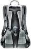 Рюкзак городской Deuter Gogo 25 л black-titan без поясного ремня - фото 2