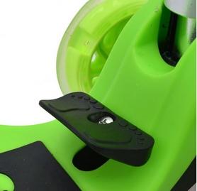 Фото 2 к товару Самокат трехколесный с сиденьем Maraton Scooter 120 зеленый