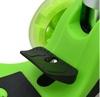 Самокат трехколесный с сиденьем Maraton Scooter 120 зеленый - фото 2