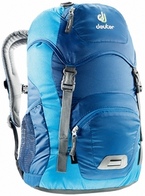 Рюкзак туристический Deuter Junior 18 л steel-turquoise