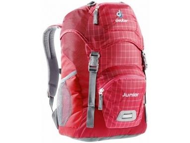 Рюкзак туристический Deuter Junior 18 л raspberry