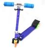Самокат трехколесный Maraton Scooter 338 синий - фото 1