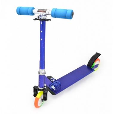 Самокат двухколесный Maraton Scooter 55 синий