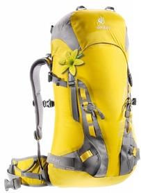 Рюкзак туристический Deuter Guide Lite 28 л SL lemon-platin