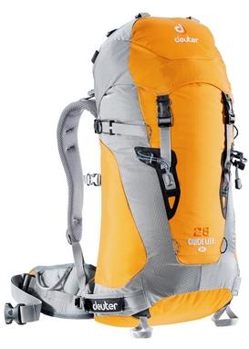 Рюкзак туристический Deuter Guide Lite 28 л SL sun-silver