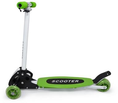 Самокат трехколесный Maraton Scooter 60 Зеленый