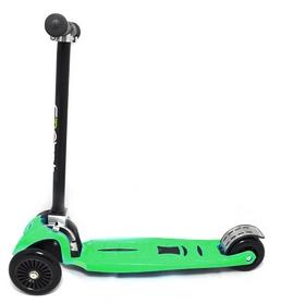 Фото 1 к товару Самокат трехколесный Maraton Scooter 026 зеленый