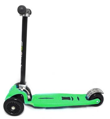 Самокат трехколесный Maraton Scooter 026 Зеленый