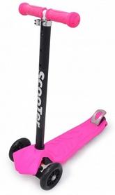 Фото 1 к товару Самокат трехколесный Maraton Scooter 125 розовый
