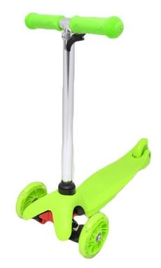 Самокат трехколесный Maraton Scooter Micro 95 зеленый