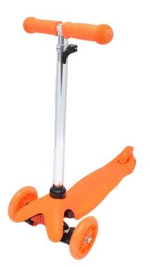 Самокат трехколесный Maraton Scooter Micro 95 оранжевый