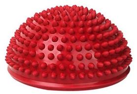 Полусфера массажная Pro Supra Balance Kit красная