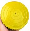 Полусфера массажная Pro Supra Balance Kit желтая - фото 2