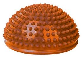 Полусфера массажная Pro Supra Balance Kit оранжевая