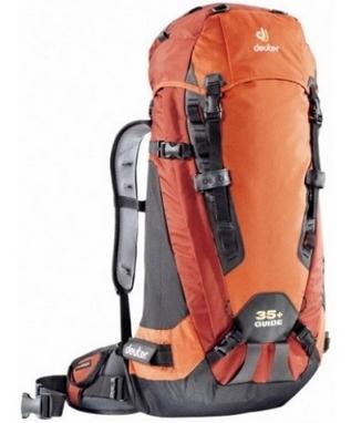 Рюкзак туристический Deuter Guide 35+ л orange-lava