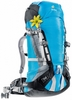 Рюкзак туристический Deuter Guide 40+ л SL turquoise-black - фото 1