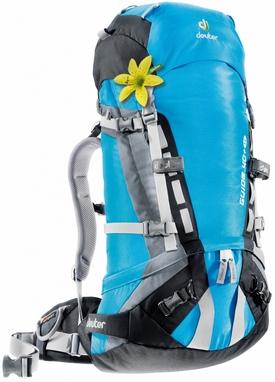 Рюкзак туристический Deuter Guide 40+ л SL turquoise-black