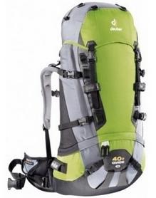 Фото 1 к товару Рюкзак туристический Deuter Guide 40+ л SL moss-titan