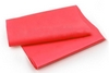 Лента эластичная для пилатеса Pro Supra (р-р 1,5 м x 15 см x 0,3 мм) малиновая - фото 1