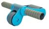 Ролик для пресса с ковриком EVA Pro Supra Abdominal wheel FI-5950-B голубой - фото 2