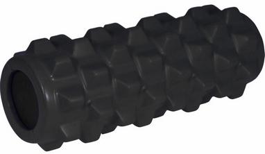 Роллер для занятий йогой массажный Pro Supra Grid Roller FI-4941-2