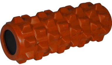 Роллер для занятий йогой массажный Pro Supra Grid Roller FI-4941-3
