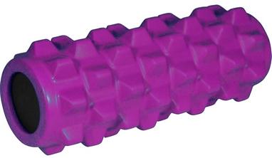 Роллер для занятий йогой массажный Pro Supra Grid Roller FI-4941-4