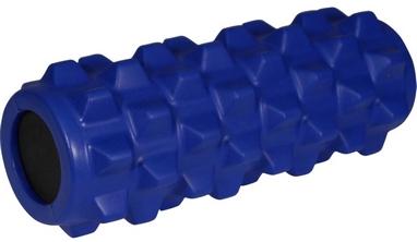 Роллер для занятий йогой массажный Pro Supra Grid Roller FI-4941-5