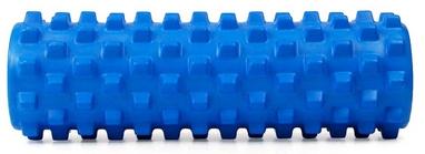 Роллер для занятий йогой массажный Pro Supra Grid Roller FI-4942-3