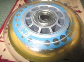 Фото 2 к товару Колеса для скейтборда с подшипником ABEC-7 RipStik SK-4905 (2шт)