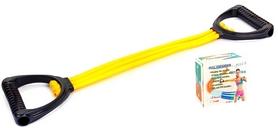 Эспандер латексный плечевой 3 жгута Pro Supra FI-380(A)