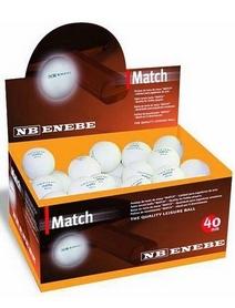 Фото 2 к товару Набор мячей для настольного тенниса Enebe Match 845503