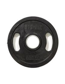 Диск обрезиненный олимпийский HouseFit 2,5 кг - 51 мм