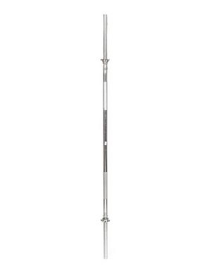 Гриф штанги прямой HouseFit 180 cм, 30 мм
