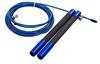 Скакалка профессиональная со стальным тросом скоростная Pro Supra FI-5345 синяя - фото 1