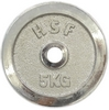 Диск хромированный HouseFit 5 кг DB C102-5 - 30 мм - фото 1
