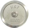 Диск хромированный HouseFit 15 кг DB C102-15 - 30 мм - фото 1
