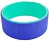 Распродажа*! Колесо-кольцо для йоги Pro Supra FI-5110 Yoga Wheel зеленый-фиолетовый - фото 2
