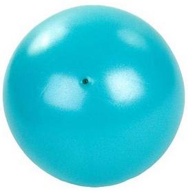 Фото 2 к товару Мяч для пилатеса и йоги Pro Supra Pilates ball Mini FI-5220-25 Pastel бирюзовый