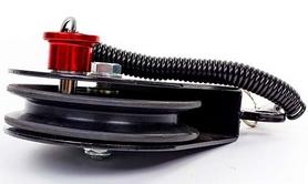 Фото 2 к товару Петли подвесные тренировочные с подвижным блоком TRX AF5004A Suspension System