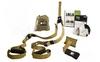 Петли подвесные тренировочные TRX Pack Force T2 FI-3724-H - фото 1