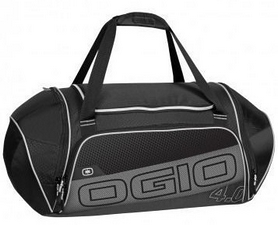Сумка спортивная Ogio Endurance Bag 4.0 Black/Silver
