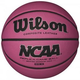 Мяч баскетбольный Wilson NCAA Replica BKT SZ6 SS16 Pink