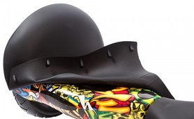 Фото 3 к товару Чехол для гироскутера силиконовый SmartYou 10 inch black